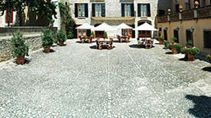 Exterior view Cas Comte Petit Hotel & Spa - adults only