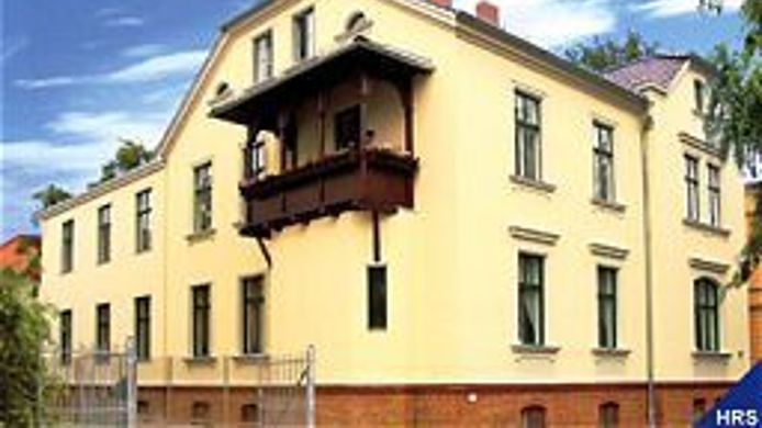 Exterior view Potsdam Pension