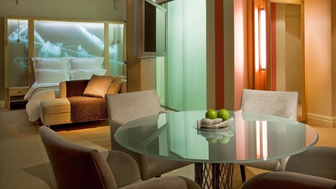 Junior-suite Le Meridien Wien