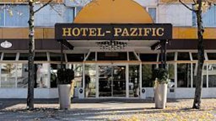 Exterior view Pazific