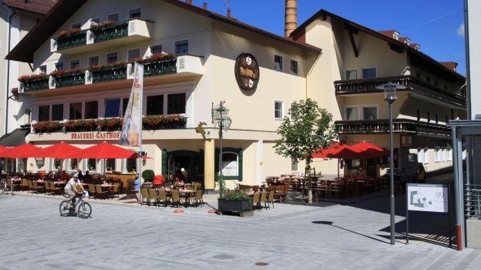 Hotel hirsch brauerei gasthof sonthofen 3 hrs sterne for Hotel in sonthofen und umgebung