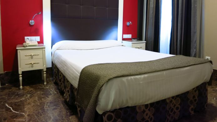 Double room (standard) Catedral