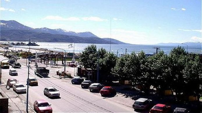 Exterior view BEAGLE CHANNEL HOTEL
