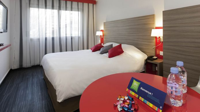 Kamers ibis Styles Grenoble Centre Gare