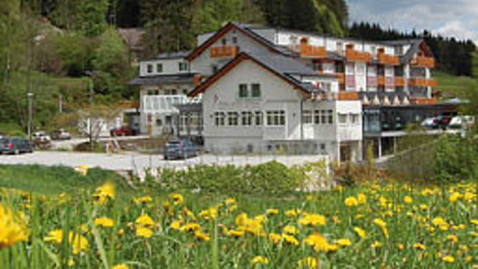Exterior view Styria Vital-Hotel