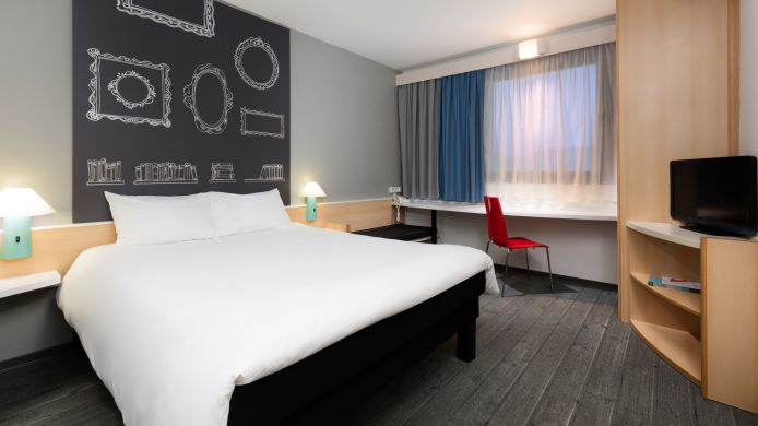 Double room (standard) ibis Szczecin Centrum