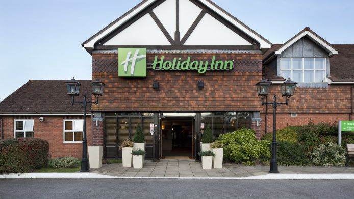 Buitenaanzicht Holiday Inn READING - WEST