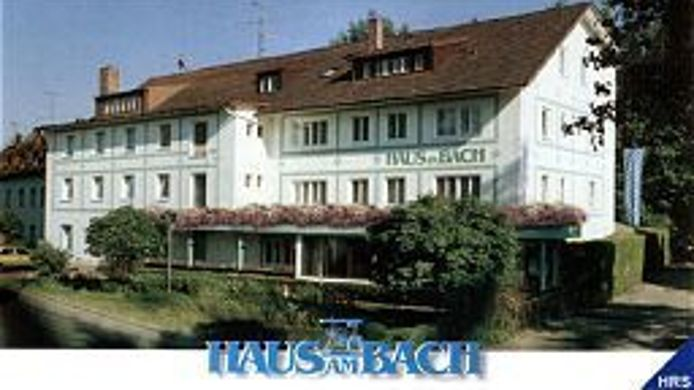 Exterior view Am Bach Haus