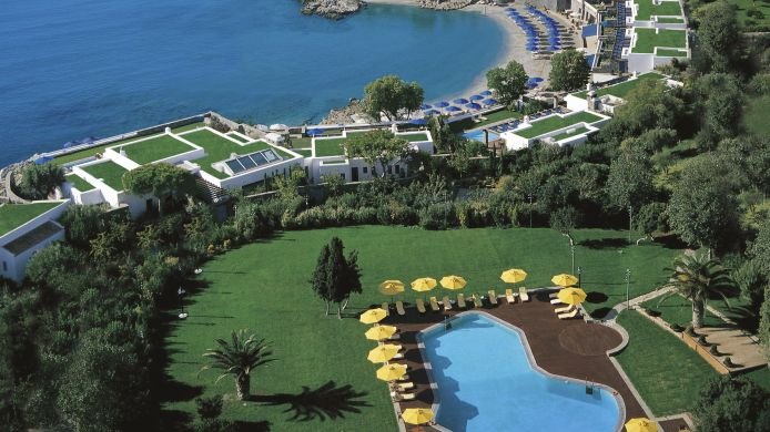 Exterior view Grand Resort Lagonissi