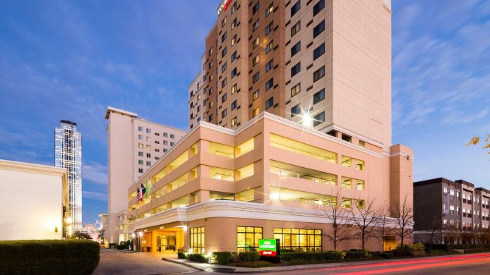 Exterior view Courtyard Houston by The Galleria