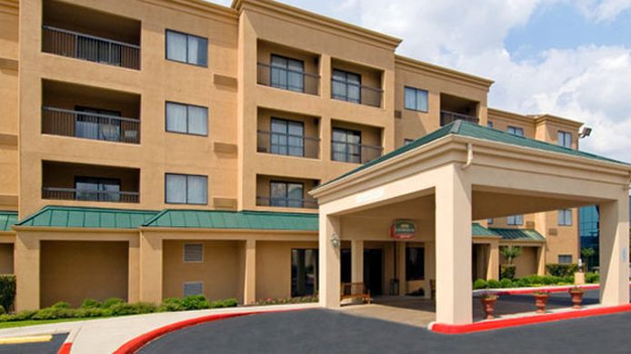 Exterior view Courtyard San Antonio Airport/North Star Mall