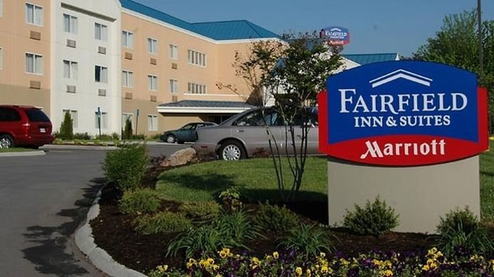 Exterior view Fairfield Inn & Suites Nashville at Opryland