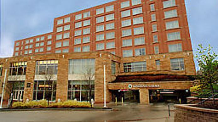Exterior view Kingsgate Marriott Conference Center at the University of Cincinnati