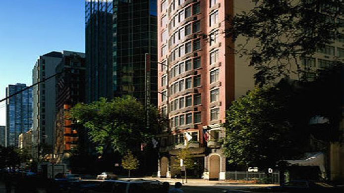 Buitenaanzicht Fairfield Inn & Suites Chicago Downtown/Magnificent Mile
