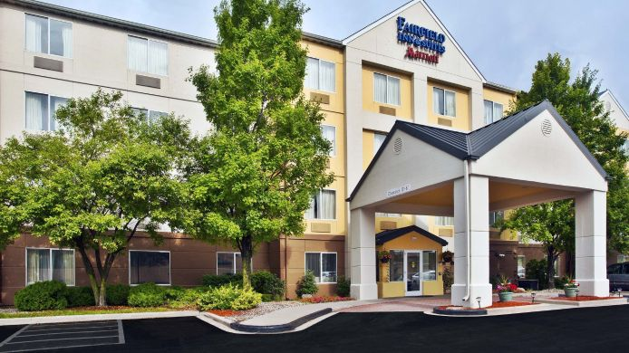 Exterior view Fairfield Inn & Suites Chicago Southeast/Hammond IN