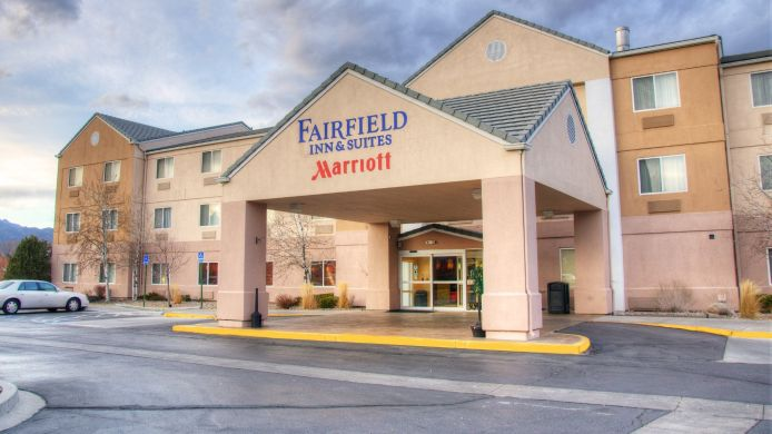 Exterior view Fairfield Inn & Suites Colorado Springs South