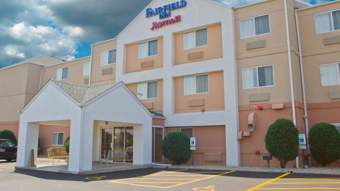 Exterior view Fairfield Inn Forsyth Decatur