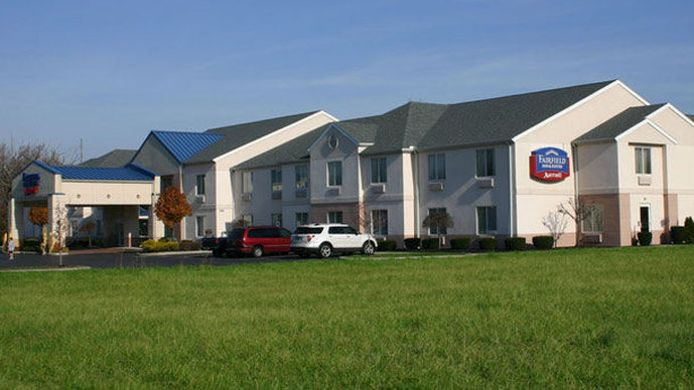 Exterior view Fairfield Inn & Suites Sandusky