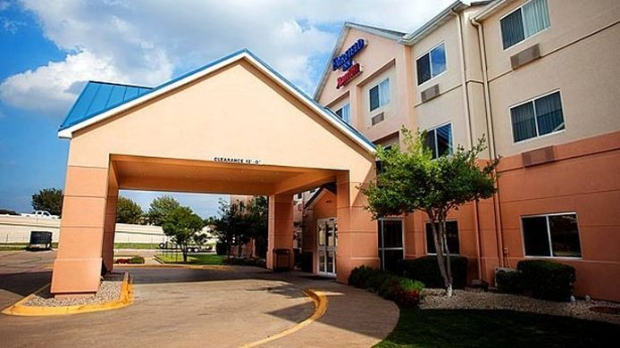 Exterior view Fairfield Inn & Suites Dallas Mesquite
