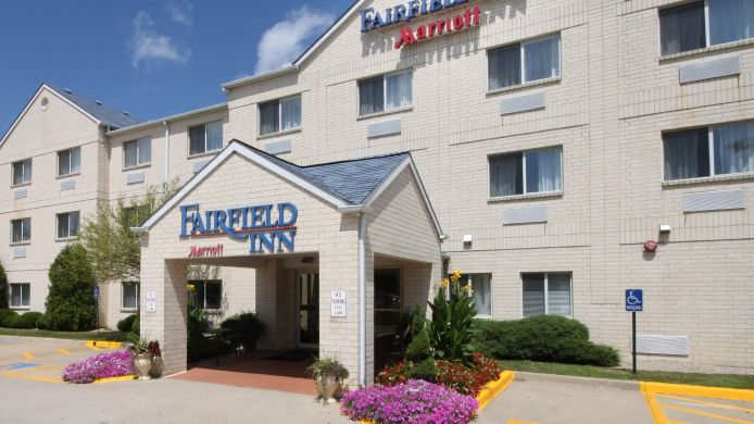 Exterior view Fairfield Inn Dayton Fairborn