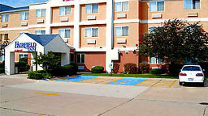 Exterior view Fairfield Inn Kankakee Bourbonnais