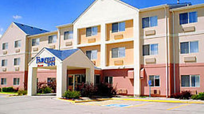 Buitenaanzicht Fairfield Inn & Suites Cheyenne