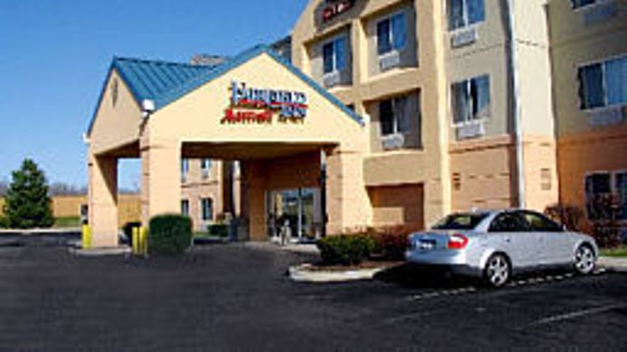 Exterior view Fairfield Inn Richmond