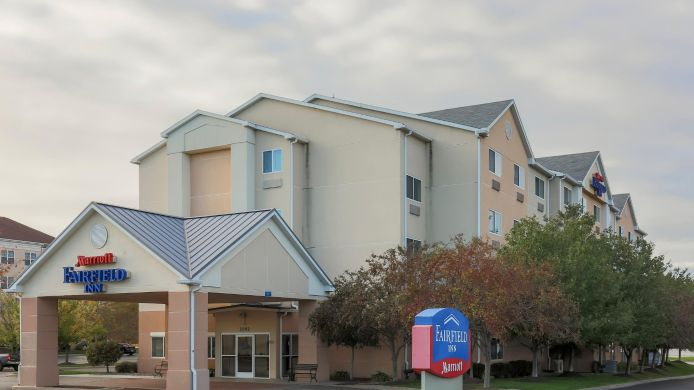 Buitenaanzicht Fairfield Inn Erie Millcreek Mall