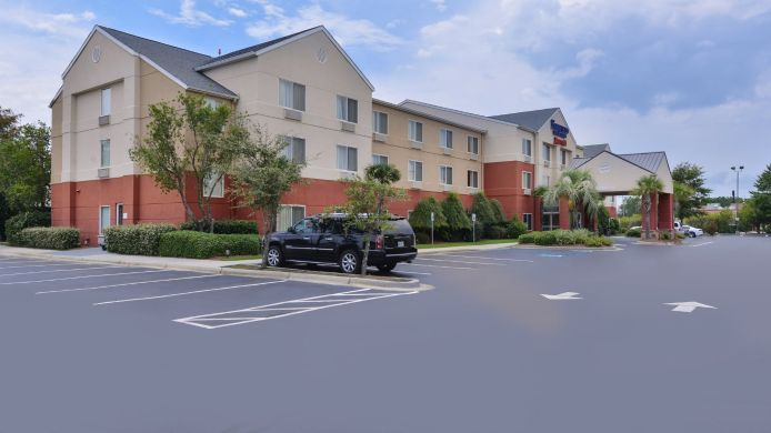 Exterior view Fairfield Inn & Suites Gulfport