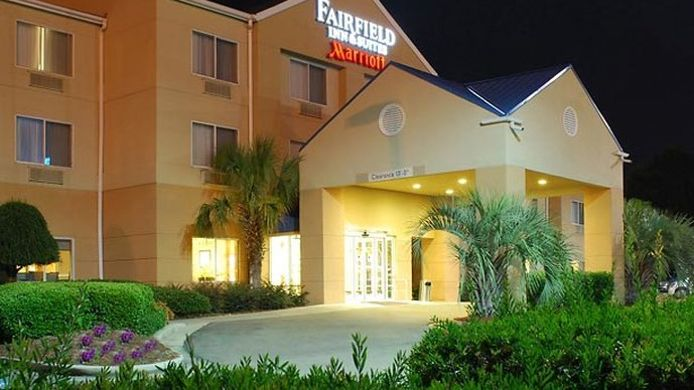 Buitenaanzicht Fairfield Inn & Suites Hattiesburg
