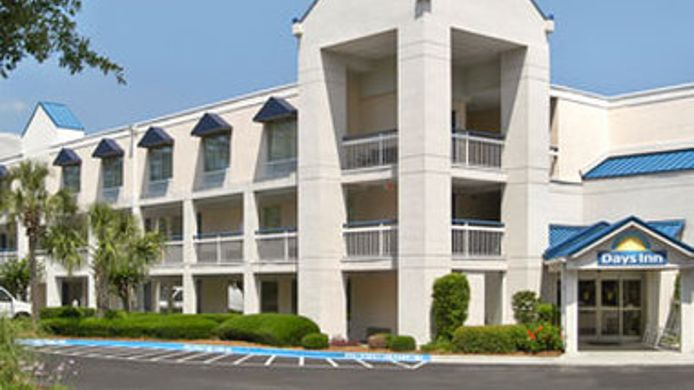 Exterior view DAYS INN HILTON HEAD