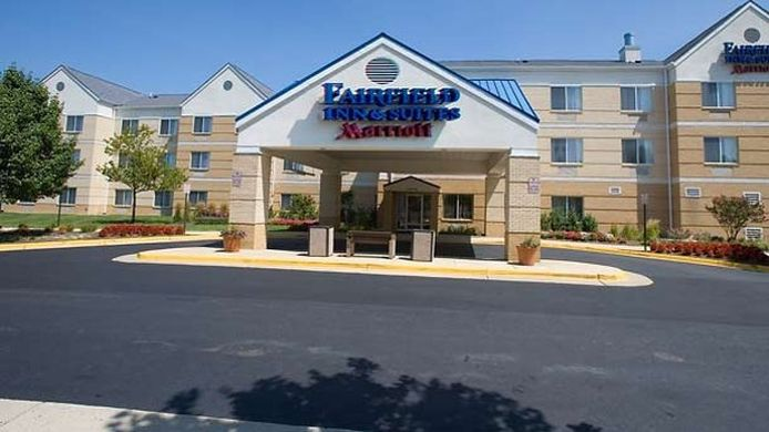 Exterior view Fairfield Inn & Suites Dulles Airport