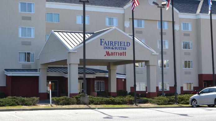 Exterior view Fairfield Inn & Suites Hickory