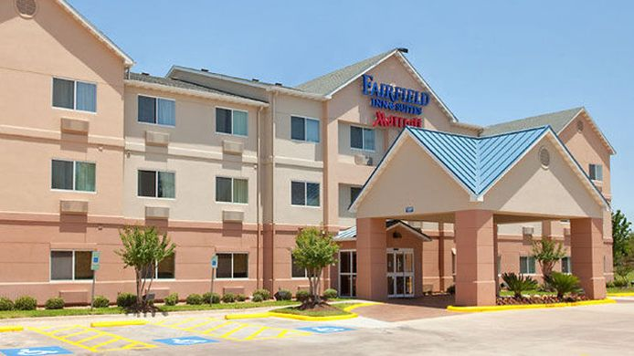 Buitenaanzicht Fairfield Inn & Suites Houston I-45 North