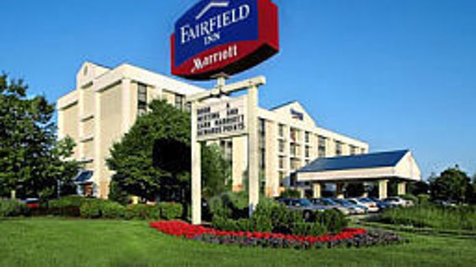 Exterior view Fairfield Inn East Rutherford Meadowlands