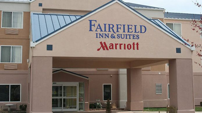 Exterior view Fairfield Inn & Suites Kansas City Olathe