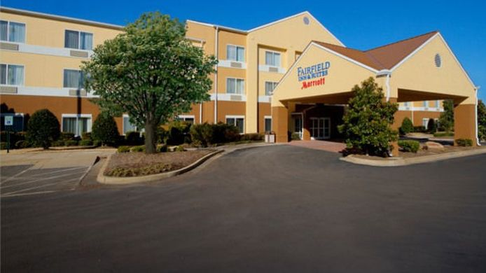Exterior view Fairfield Inn & Suites Memphis Southaven