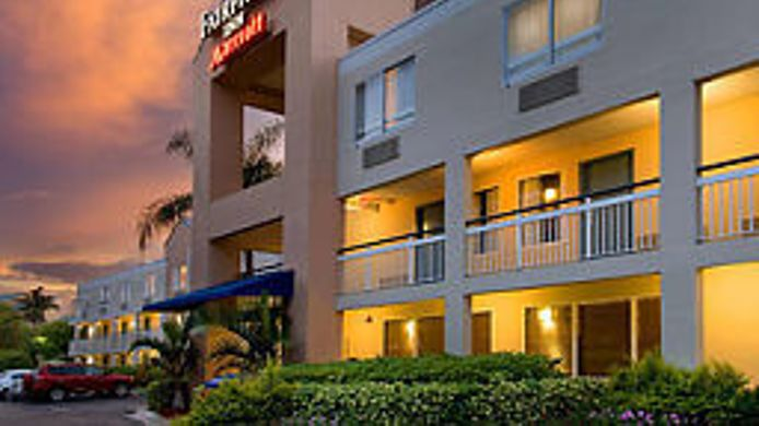 Exterior view Quality Inn Miami Airport