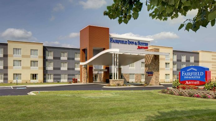 Buitenaanzicht Fairfield Inn & Suites Madison West/Middleton