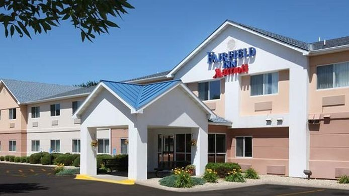 Buitenaanzicht Fairfield Inn Minneapolis Coon Rapids