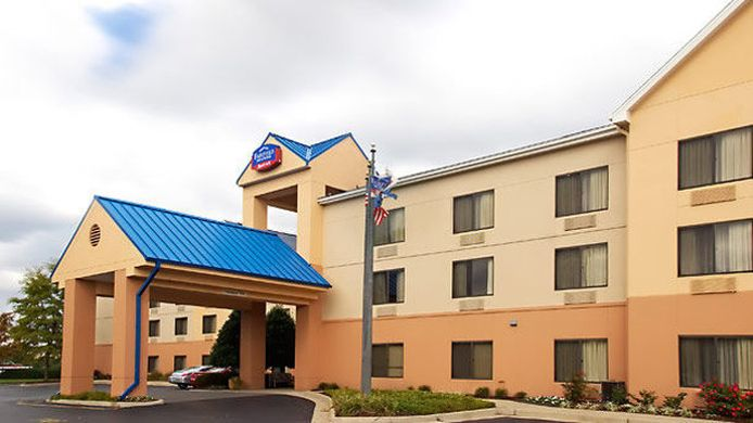 Exterior view Fairfield Inn & Suites Chesapeake