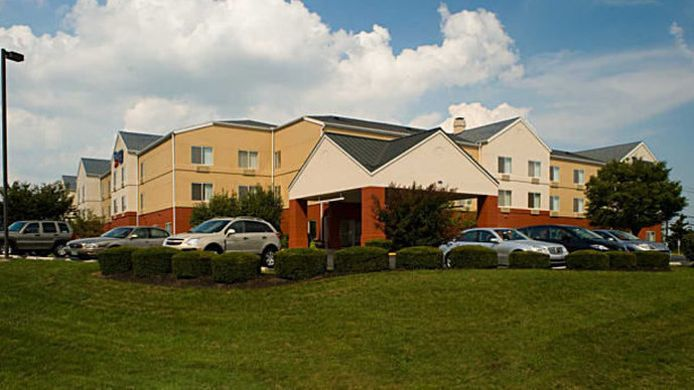 Exterior view Fairfield Inn & Suites Lancaster