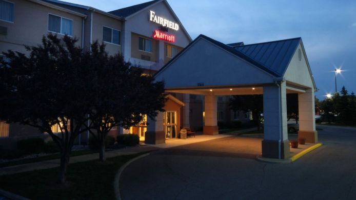 Exterior view Fairfield Inn Bay City