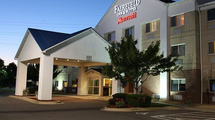 Buitenaanzicht Fairfield Inn & Suites Minneapolis Eden Prairie