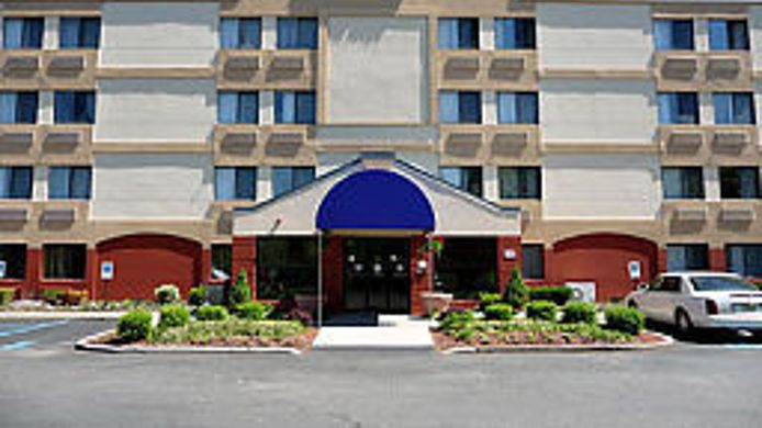 Exterior view Quality Inn Spring Valley