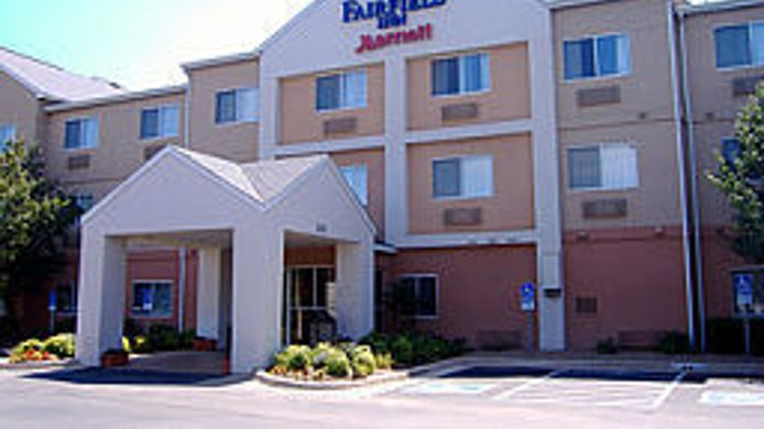 Buitenaanzicht Fairfield Inn & Suites Norman