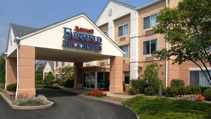 Exterior view Fairfield Inn & Suites Butler