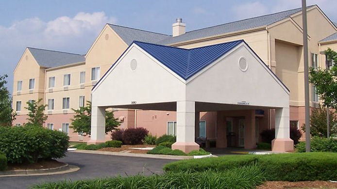 Exterior view Fairfield Inn St. Louis Fenton