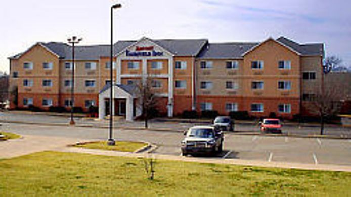 Exterior view Fairfield Inn & Suites Stillwater