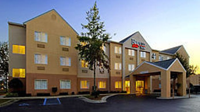 Exterior view Fairfield Inn Pensacola I-10